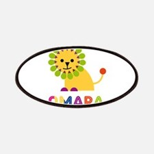 Amara the Lion Patches