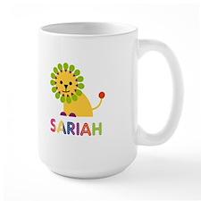 Sariah the Lion Mug