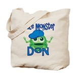 Little Monster Don Tote Bag