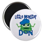 Little Monster Don Magnet