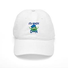 Little Monster Don Baseball Cap