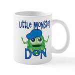 Little Monster Don Mug