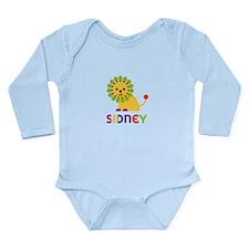 Sidney the Lion Onesie Romper Suit