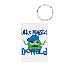 Little Monster Donald Keychains
