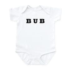 Bub Infant Bodysuit