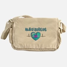 Medical Assistant Messenger Bag