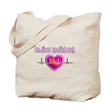 Medical Assistant Tote Bag