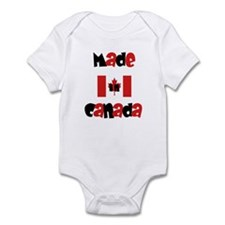 Made In Canada Infant Creeper