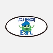 Little Monster Earl Patches