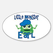 Little Monster Earl Decal