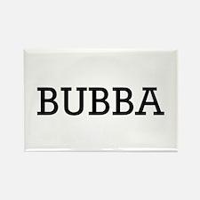 Bubba Rectangle Magnet
