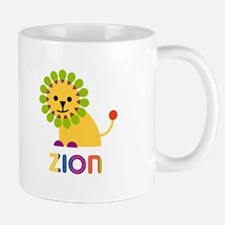 Zion the Lion Mug