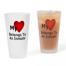 Unique Jail Drinking Glass