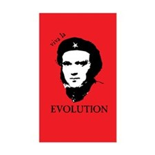 Red Darwin. Viva! Decal