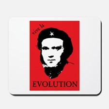 Red Darwin. Viva! Mousepad