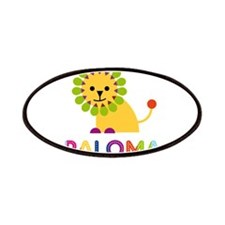 Paloma the Lion Patches