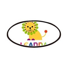 Leanna the Lion Patches