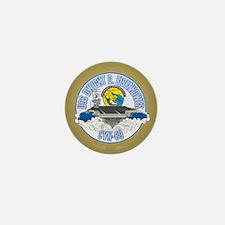 CVN-69 Persian Gulf Mini Button