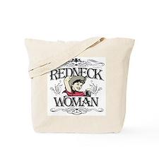 Redneck Woman Tote Bag