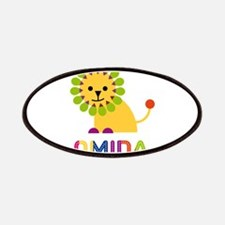 Amina the Lion Patches