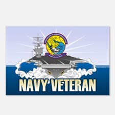 CVN-69 Persian Gulf Postcards (Package of 8)