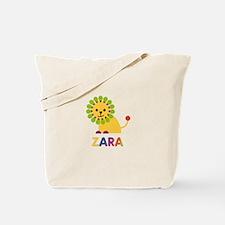 Zara the Lion Tote Bag