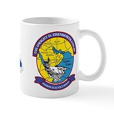 CVN-69 Persian Gulf Mug