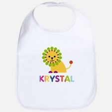 Krystal the Lion Bib