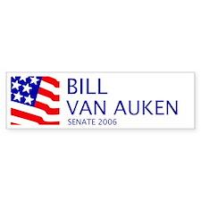 Van Auken 06 Bumper Bumper Sticker