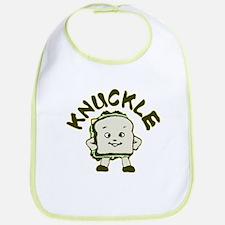 Funny Knuckle Sandwich Bib