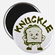 "Funny Knuckle Sandwich 2.25"" Magnet (10 pack)"