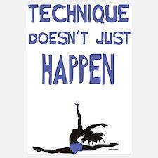 Technique Doesn't Just Happen