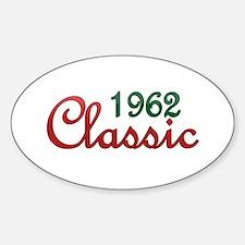 Cute 1962 Sticker (Oval)