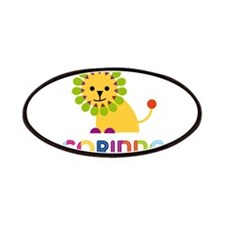 Corinne the Lion Patches