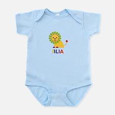 Alia the Lion Infant Bodysuit