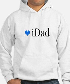 iDad Blue Father & Baby Hoodie