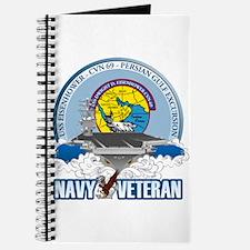 CVN-69 Persian Gulf Journal