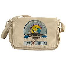 CVN-69 Persian Gulf Messenger Bag