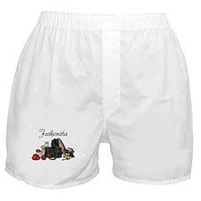 Fashionista Boxer Shorts