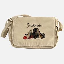 Fashionista Messenger Bag