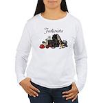 Fashionista Women's Long Sleeve T-Shirt