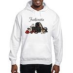Fashionista Hooded Sweatshirt