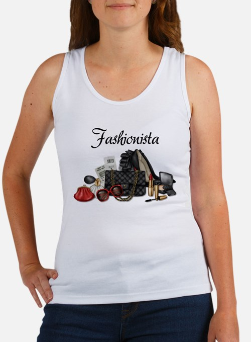 Fashionista Women's Tank Top