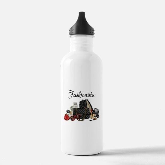 Fashionista Water Bottle
