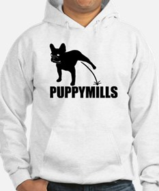 FRENCHIE [pee on] PUPPYMILLS Hoodie