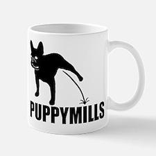 FRENCHIE [pee on] PUPPYMILLS Mug