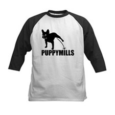 FRENCHIE [pee on] PUPPYMILLS Tee