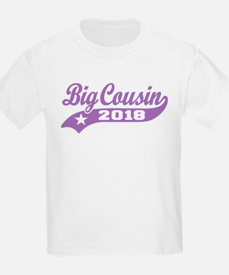 Big Cousin 2018 T-Shirt
