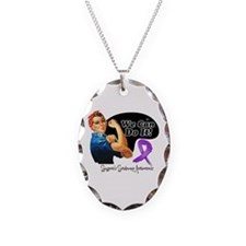 Sjogren's Syndrome We Can Do It Necklace