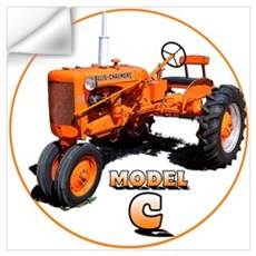 The Heartland Classic Model C Wall Decal
